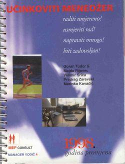 UČINKOVITI MENADŽER 1998