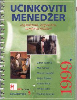 UČINKOVITI MENADŽER 1999