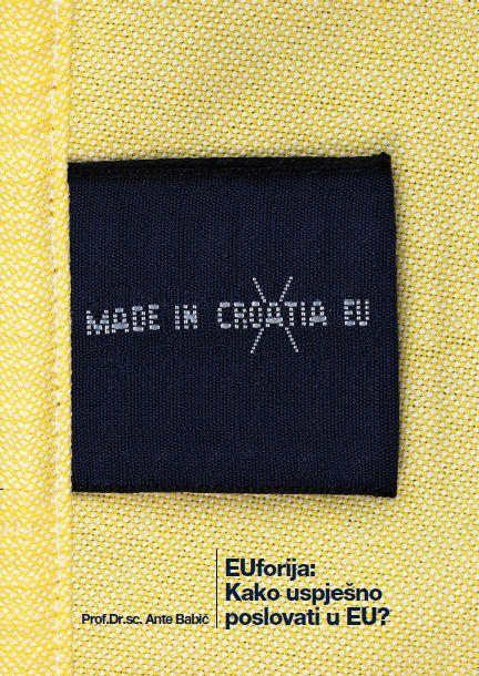 EUforija: KAKO USPJEŠNO POSLOVATI U EU?