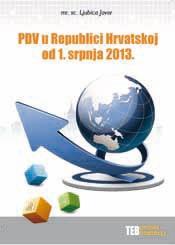 PDV U REPUBLICI HRVATSKOJ OD 1. SRPNJA 2013.