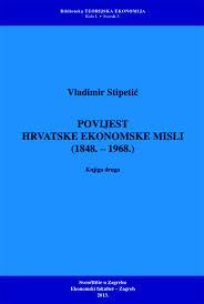 POVIJEST HRVATSKE EKONOMSKE MISLI (1848.-1968.)
