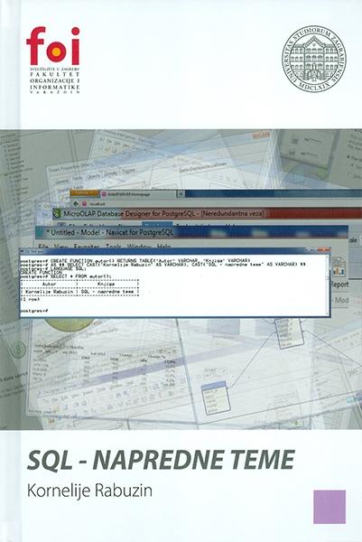 SQL-NAPREDNE TEME