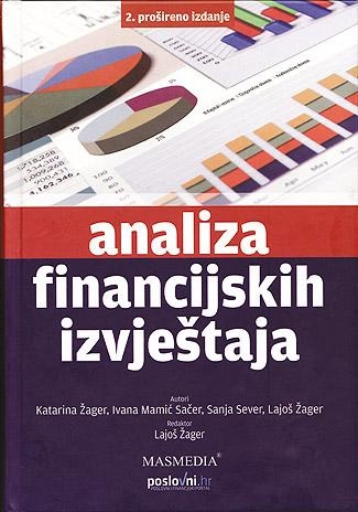ANALIZA FINANCIJSKIH IZVJEŠTAJA - 2. PROŠIRENO IZDANJE