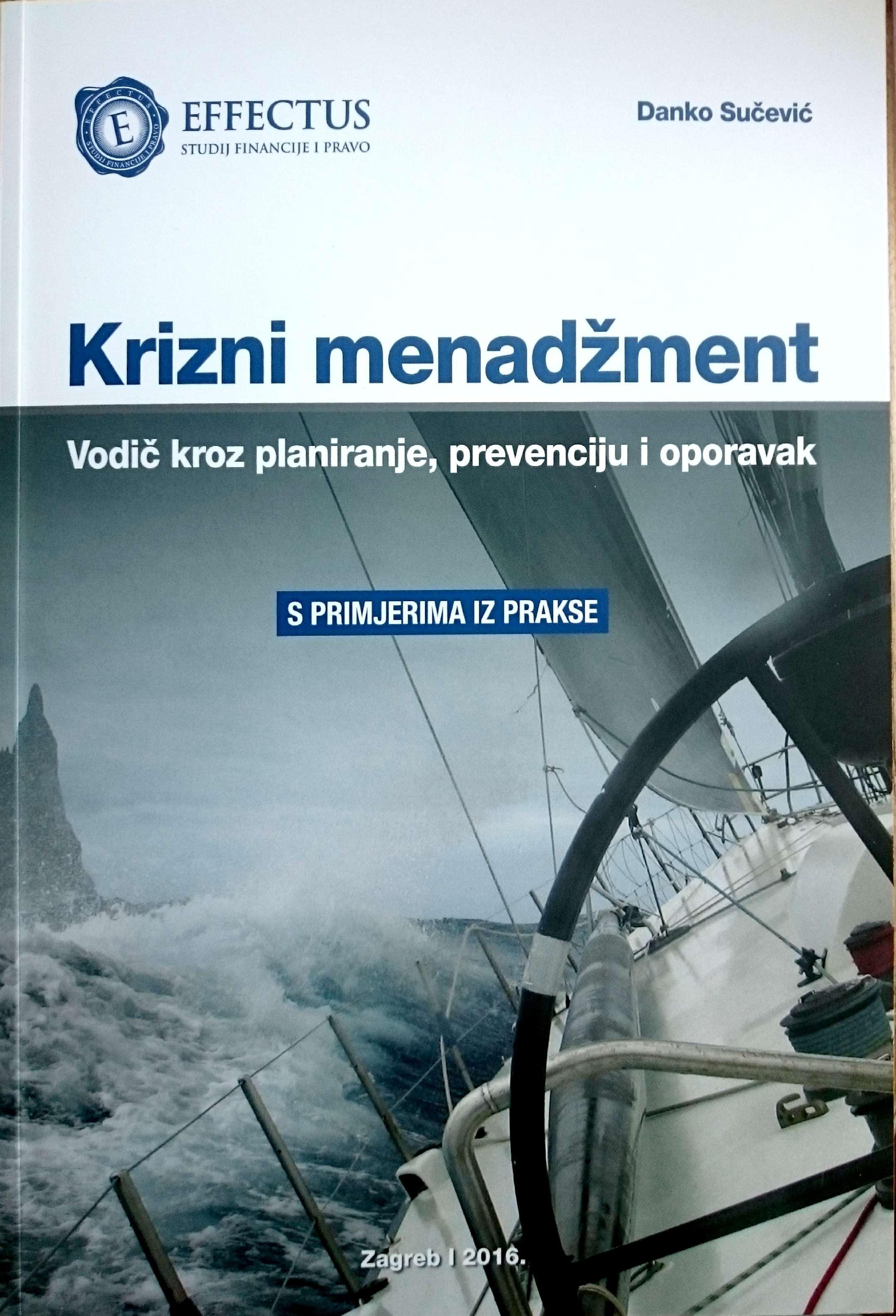 KRIZNI MENADŽMENT, II. izdanje