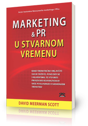 MARKETING & PR U STVARNOM VREMENU