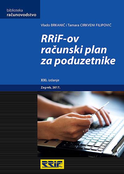 RRIF-ov RAČUNSKI PLAN ZA PODUZENIKE (21. izd.)+ CD