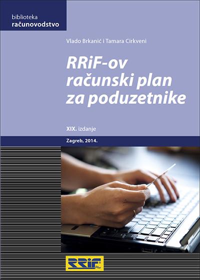 RRIF-ov RAČUNSKI PLAN ZA PODUZENIKE (20. izd.)+ CD