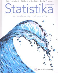 STATISTIKA + CD, 6. izdanje