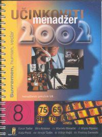 UČINKOVITI MENADŽER 2002