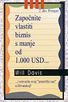 ZAPOČNITE VLASTITI BIZNIS S MANJE OD 1000 USD – II. DIO: PRIMJERI
