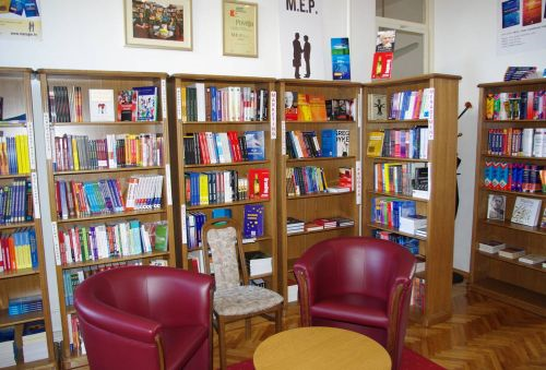 Najveća poslovna knjižara u jugoistočnoj Europi